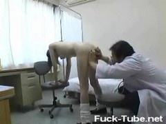 Old Perverted School Doctor