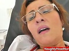 Older amateur mother clit pump games