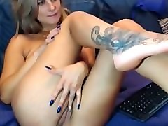webcam show of bryanne with piercing bubble @ camgirls.to