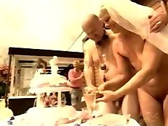breast amputee bride in nudism camp 3