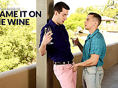Dante Martin & Lance Taylor in Blame it on the Wine XXX Video - NextdoorBuddies