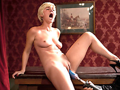 Amazing fetish porn movie with fabulous pornstars Chloe Camilla, Devon Taylor and Lizzy Rose from Fuckingmachines