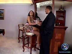 smoking hot lily love just swallowed a huge amount of jizz