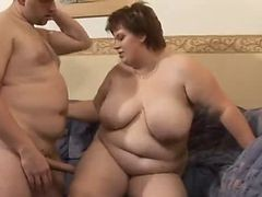 Fat Girl Fucked At Home