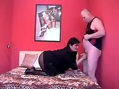 Madam Shiva blowjob and bootjob