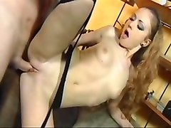 Crazy pornstar Lily Love in amazing blowjob, gaping xxx video