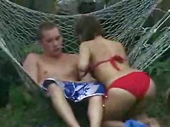 Amateur Couple Caught Having Sex