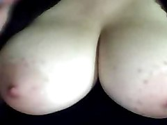Hot Big Boob Bbw Plays With Vibrator