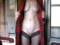 Flashing In The Train Part 2