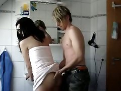 Bathroom Emo Sex